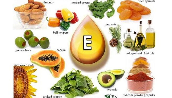 Benefits of Vitamin E for Skin