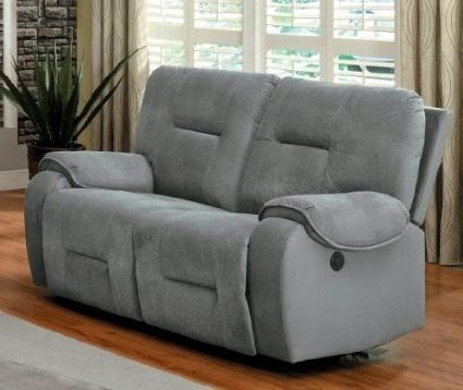 Cheap Recliner Sofas For Sale Blue Reclining Loveseat With Console