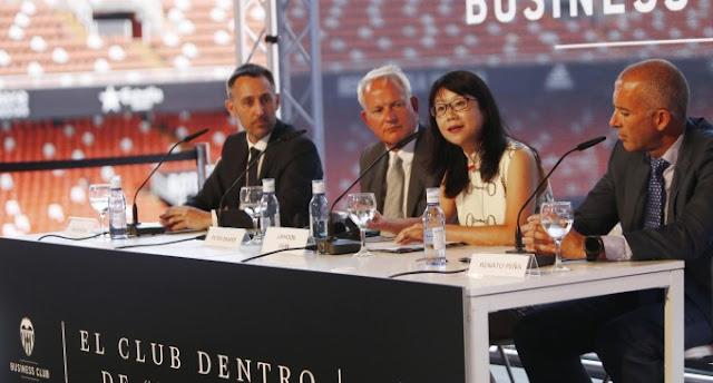 Nace el Business Club del Valencia CF