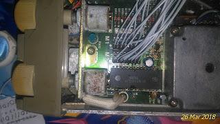 pll kontroler untuk kenwood tk-701
