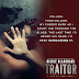 Cover Reveal - Traitor by Nicole Blanchard