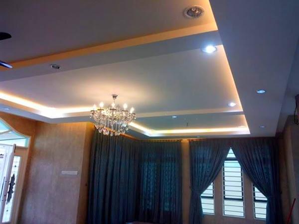 Kerja-Kerja Rekaan Dalaman Rumah Banglo Kg Kubang Tuman Kelantan