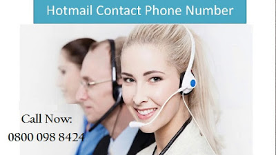 hotmail phone number