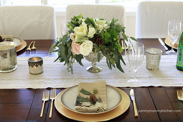 How to make a flower arrangement centerpiece yummy mummy