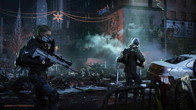 Download Free Tom Clancy's The Division Full PC Game