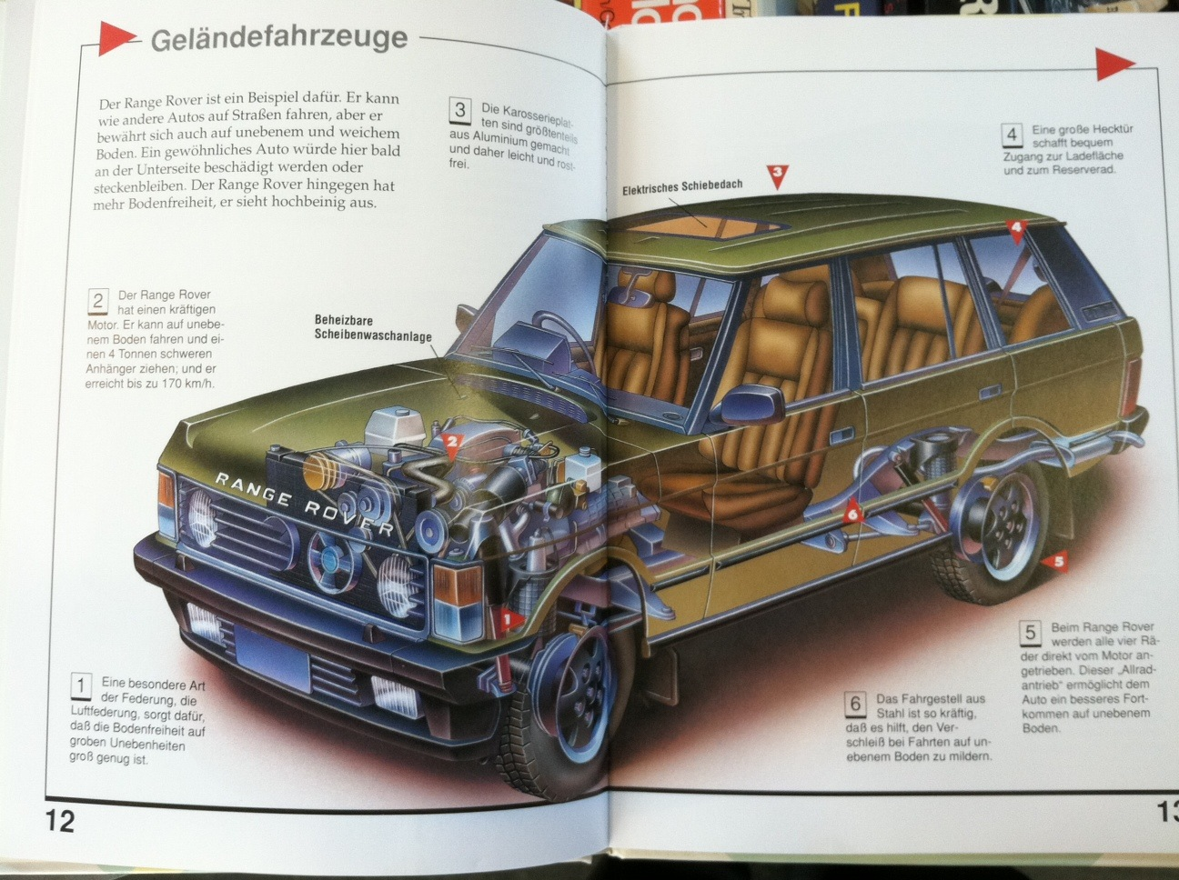 Tamerlane\'s Thoughts: Cool German (?) children\'s book (?) about cars