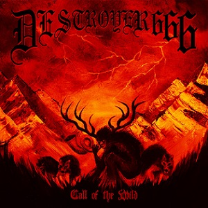 "Deströyer 666 - ""Call of the Wild"" (ep) από το ομότιτλο ep"