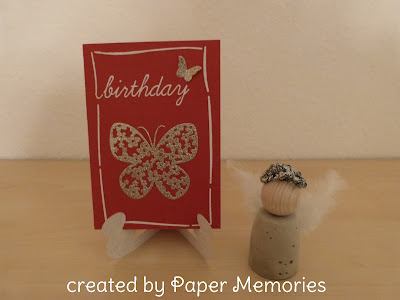 happy birthday, zum Geburtstag, Schmetterlinge, Stencil Birthday