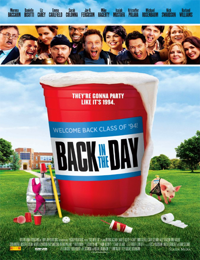 Ver Back in the Day (2014) Online