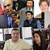 Cambio de camisetas - Candidatos al Gobierno Regional