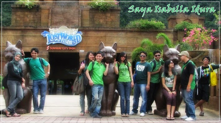 berseronok di lost of tambun