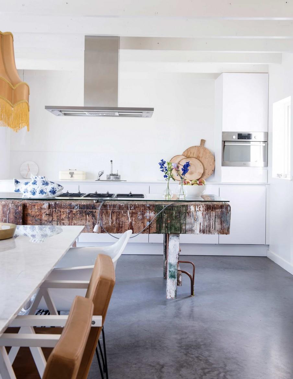 ATELIER RUE VERTE , le blog: Pays-Bas / Un établi dans la cuisine /