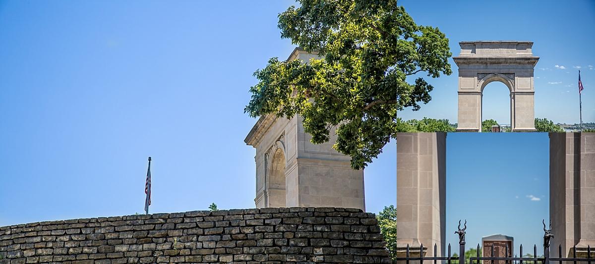 Rosedale Arch Kansas City Kansas