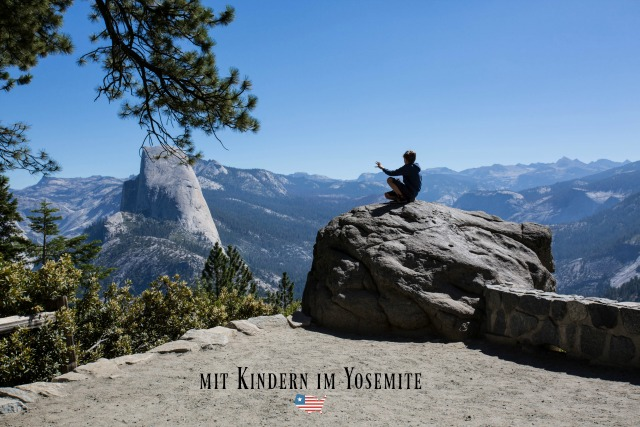 emma - von frühstück bei emma - unterwegs im Westen der USA mit Kindern Yosemite National Park