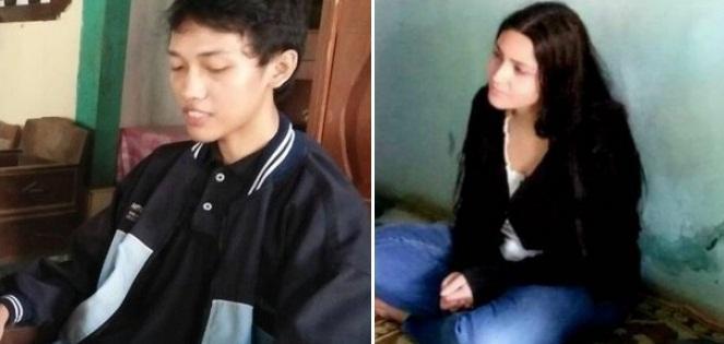 Pemuda Indonesia dan Gadis Italia