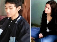 Kenal di Facebook Gadis asal Italia ini nekat ke Batang untuk Menikah Dengan Seorang pemuda
