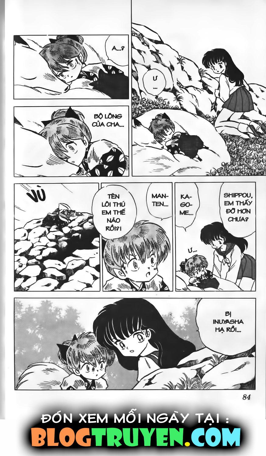 Inuyasha vol 04.5 trang 9