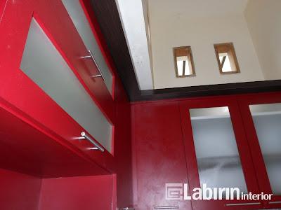 kitchen set minimalis murah malang surabaya