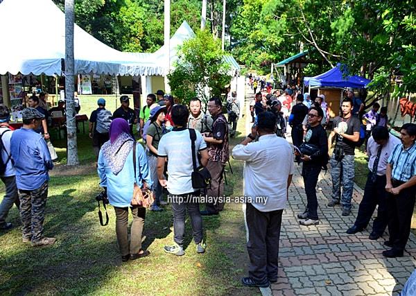 Sabah Bird Festival 2017