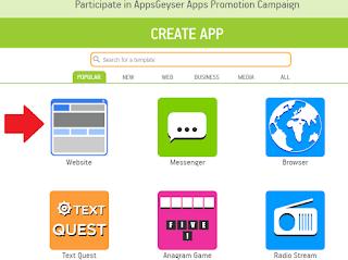 Cara membuat Blog Anda Menjadi Aplikasi Hp Yang Keren