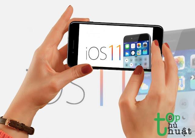 Top 4 tính năng hữu ích cần kích hoạt ngay khi sử dụng iOS 11