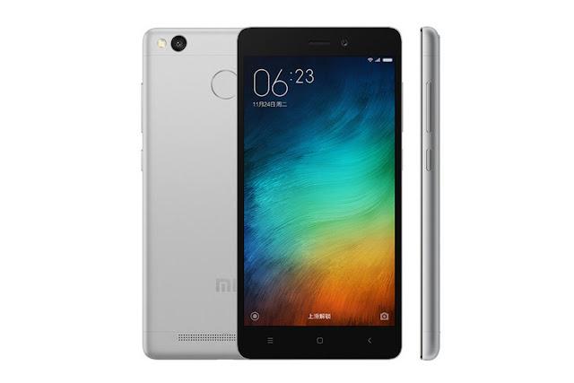 Harga Xiaomi Redmi 3 Prime Terbaru RAM 3 GB Internal 32 GB