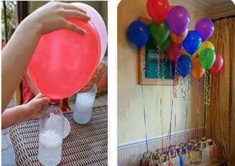 Voici comment gonfler un ballon sans h lium conseils - Gonfler ballon sans helium ...