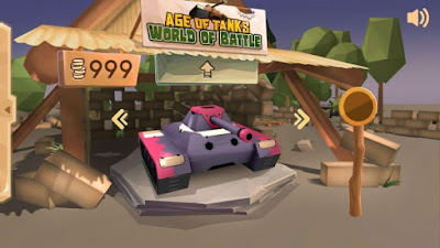 Free Download Age of Tanks: World of Battle Apk v1.0.5 Mod (Unlimited Money)