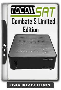 Tocomsat Combate S Limited Edition Nova Atualização Satélite SKS 107.3w ON V1.054 - 29-12-2019