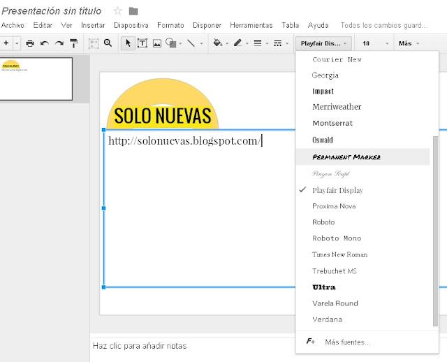 Google Drive - Solo Nuevas