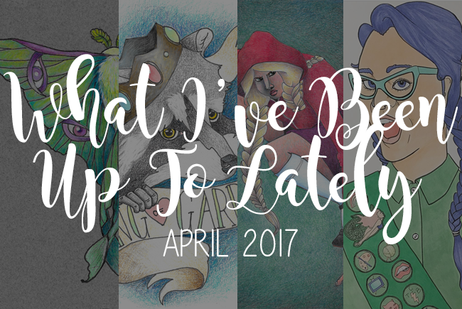 What I've Been Up To Lately: April 2017 | Jessi Corsentino