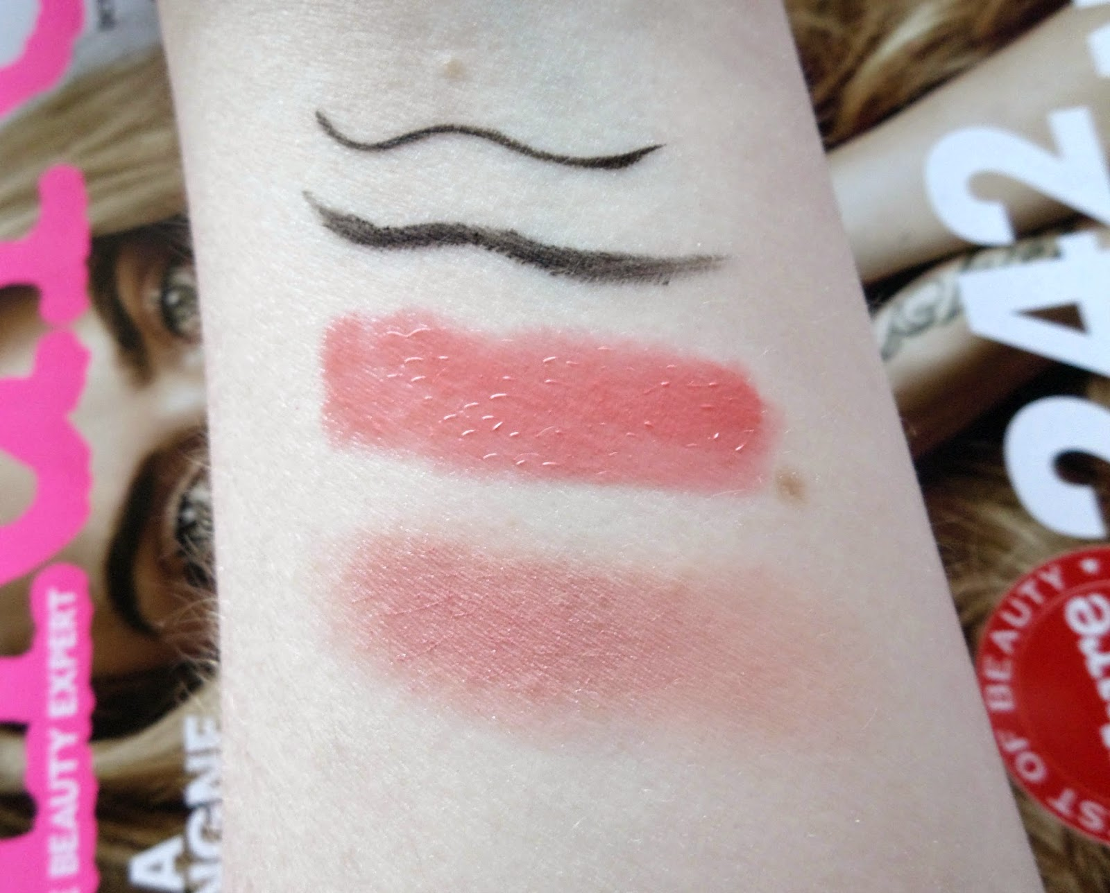 April Favourites 2015, eos, MAC, Bourjois, L'Oreal, Bobbi Brown.