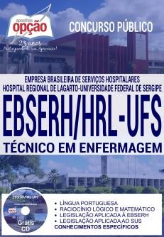 Apostila EBSERH Concurso (HU/UFS) Assistente Administrativo