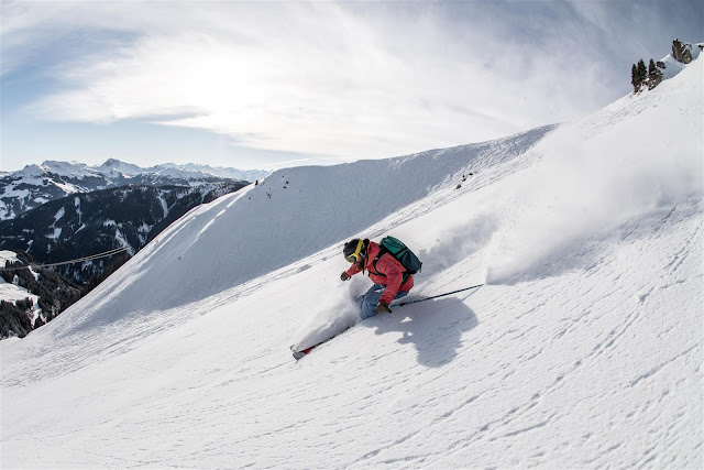 Freeriden Kitzbüheler Alpen