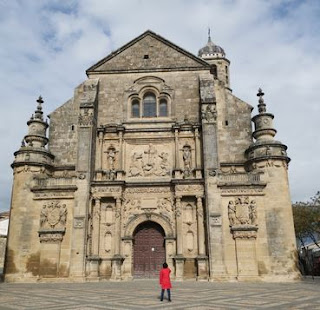 Sacra Capilla de El Salvador.