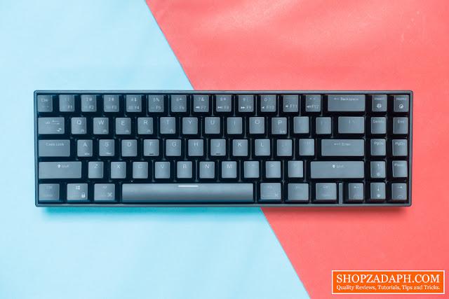 royal kludge rk71 keyboard review