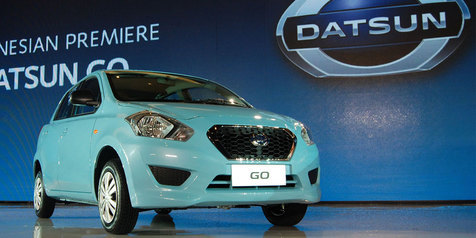 20 Agustus, Datsun Go Hatchback Mengaspal di Indonesia!