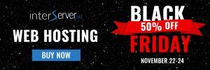 Black Friday Celebration with Interserver!