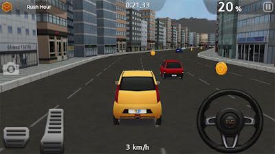 Tampilan Game Dr. Driving
