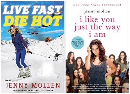 Jenny Mollen funny beach reads