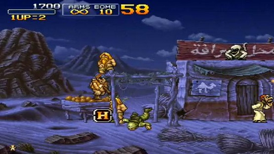 Metal Slug X Free Download Pc Game