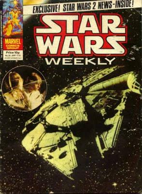 Star Wars Weekly #50