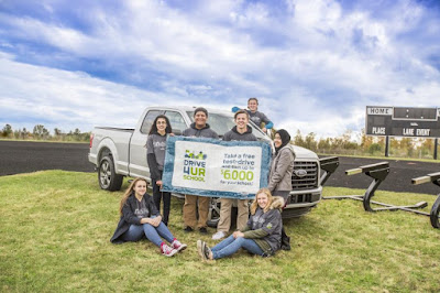 Ford Drive 4 UR School and Drive 4 UR Community