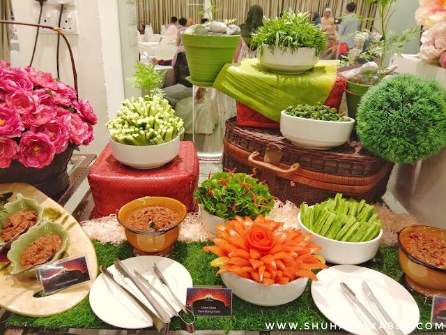 Jom Iftar Sesama Ramadhan Buffet di Bangi Golf Resort