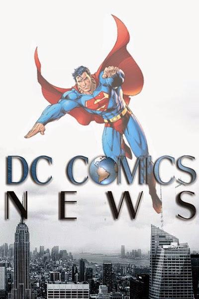 DC Comics News Logo