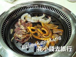 沙田韓國燒烤自助餐