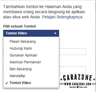 Cara Berbagi saluran youtube ke facebook