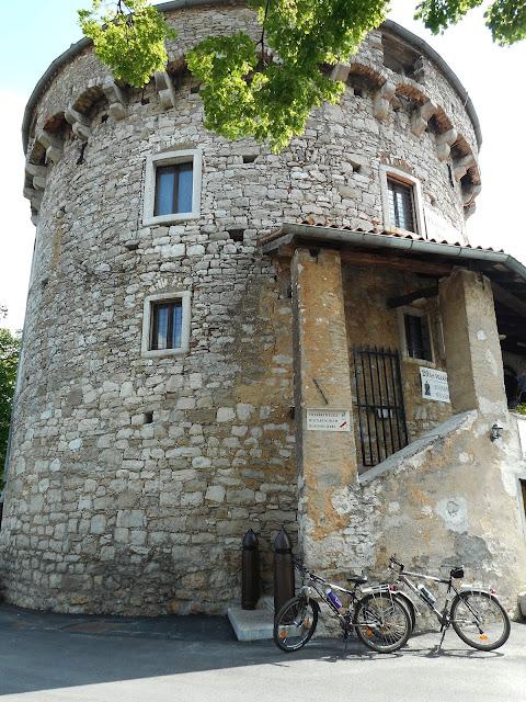 Slovenia Lokev tabor