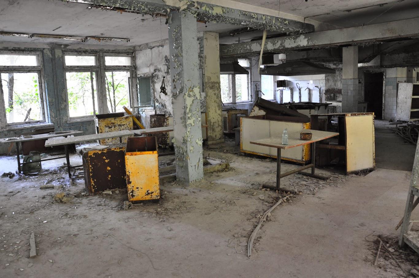 czernobyl prypeć