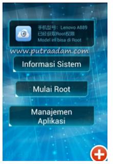 Cara Root Semua Android Tanpa PC Dengan Aman  Key Root Master